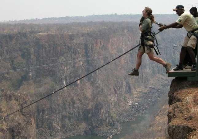 Qué son los deportes de aventura