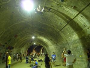 escalada tunel foixarda
